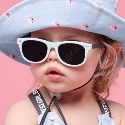 Выбор солнечных очков для ребенка.