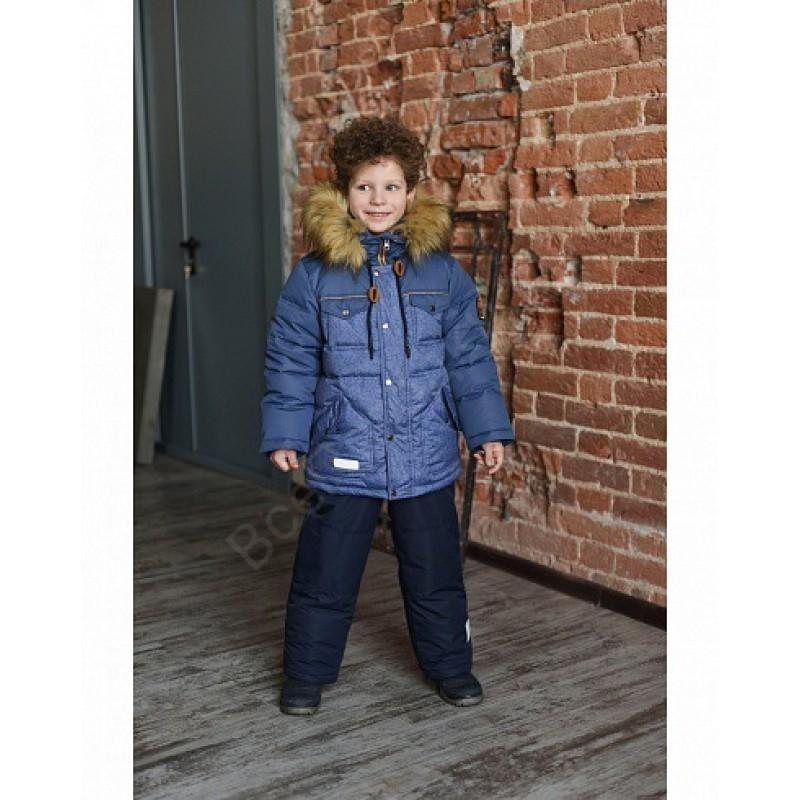 Зимний костюм для мальчика Арсений