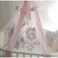 Балдахины для детских кроваток