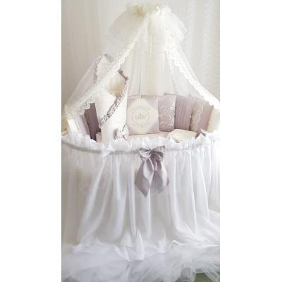 Комплект в кроватку Бенита Премиум