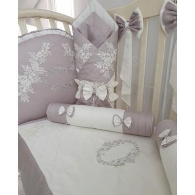 Комплект в кроватку Луиза