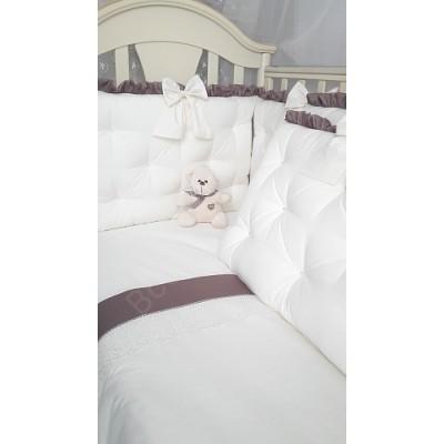 Комплект в кроватку Черри Цветок