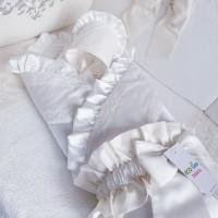 Конверт-одеяло на выписку Джессика