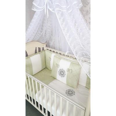 Комплект в кроватку Хелин