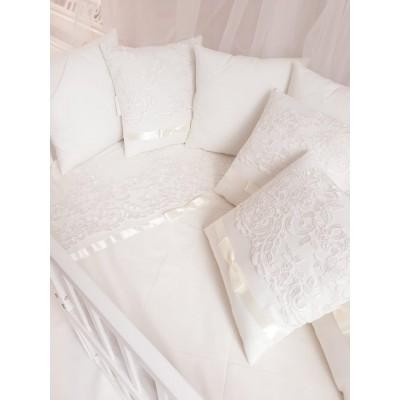 Комплект в кроватку Ванесса luxury