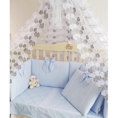 Комплект в кроватку Зефирка