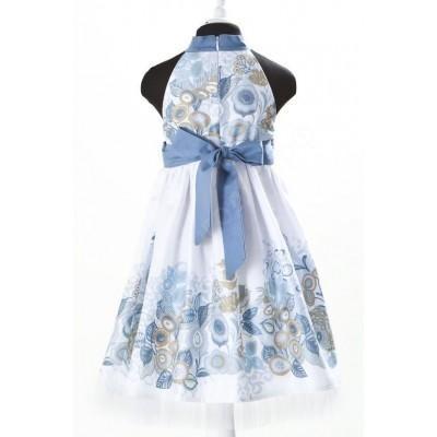Платье-сарафан  ЦВЕТЫ
