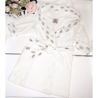 Махровые халаты и полотенца