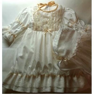Крестильное платье Евангелина