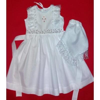 Крестильное платье Евангелина 4
