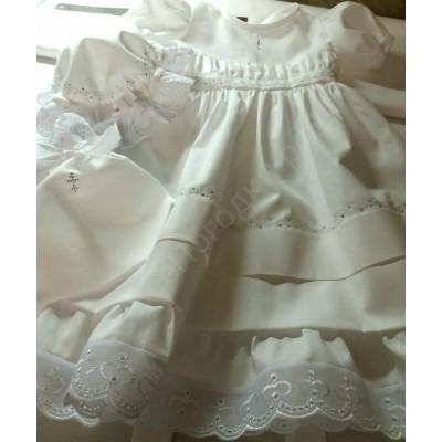 Крестильное платье Евангелина 2