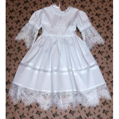 Крестильное платье Евангелина 5
