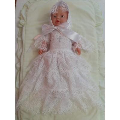 Крестильное платье Евангелина 9