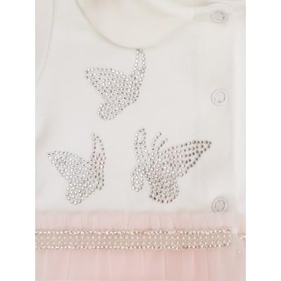 Кокон на выписку Виктория бабочки