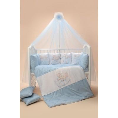 Комплект в детскую кроватку Мышонок