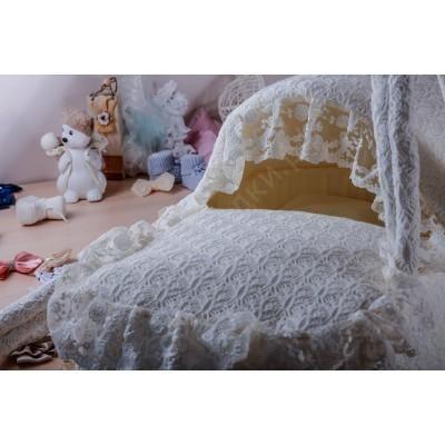 Люлька-переноска для младенцев Ландыш