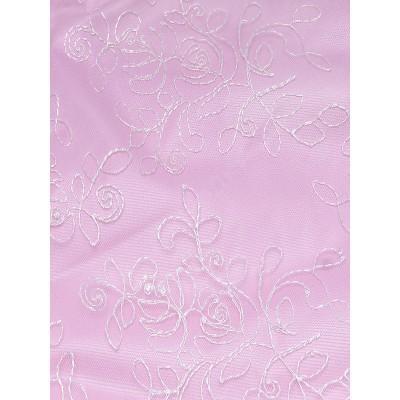 Зимний конверт Метелица розовый