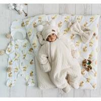 Комплект на выписку для новорождённых Любимка друзья