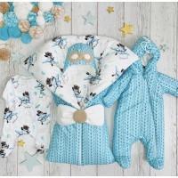 Демисезонные комплекты для новорождённых