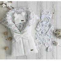 Комплект на выписку для новорождённых Любимка