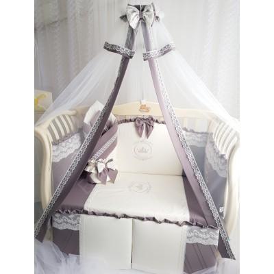 Балдахин для детской кроватки Солар