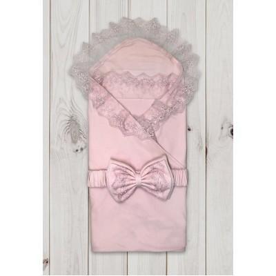 Комплект на выписку 6 предметов Валери роз