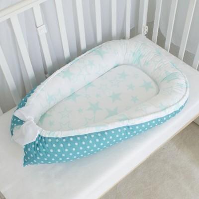 Кокон-гнездышко для новорождённых Звезды
