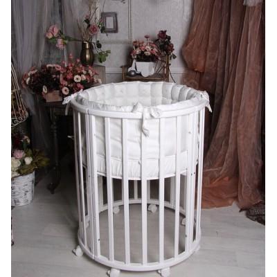 Детская кроватка Jakomo DIA бук