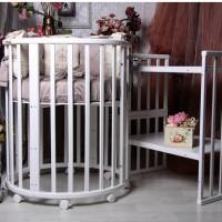 Детская кроватка Jakomo Noe береза