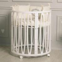 Детская кроватка Incanto Estel Acqua