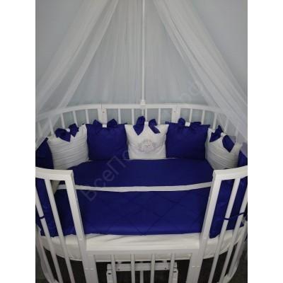 Комплект в кроватку для новорождённых Версенто