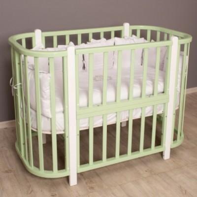Детская кроватка Labelle Персона фисташка