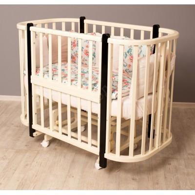 Детская кроватка Labelle Персона слоновая кость