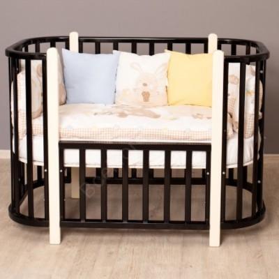 Детская кроватка Labelle Персона венге