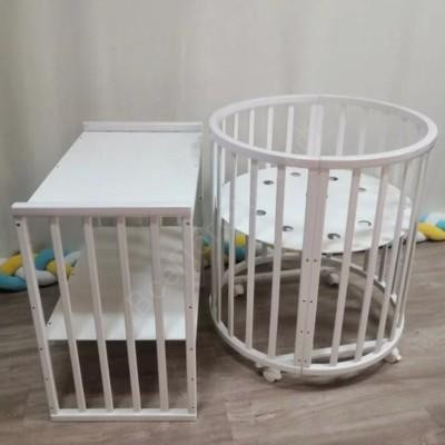 Детская кроватка Mika Levanta