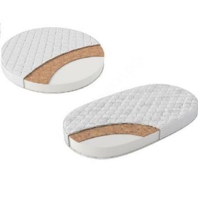 Комплект матрасов в кругло-овальную кроватку Jakomo OMO-2
