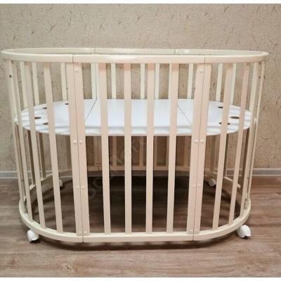 Детская кроватка Mika mini