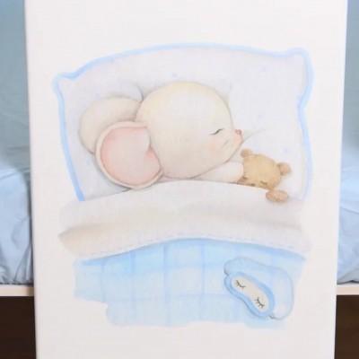 Детская кроватка Mika Tita Мышонок