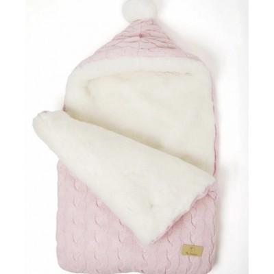 Конверт меховой Ma Licorne Mouton rose