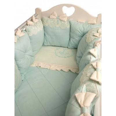 Комплект в кроватку MaLicorne Люкс