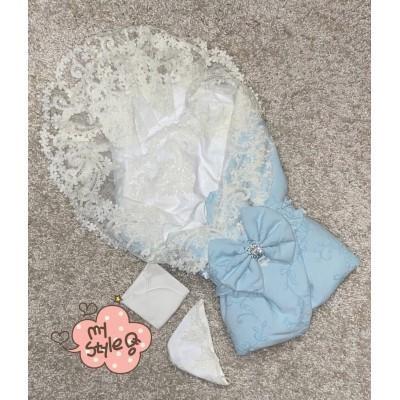 Конверты на выписку для новорождённых Леона в ассортименте