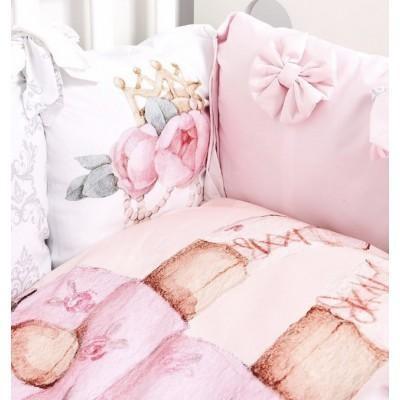 Комплект в кроватку Мимими