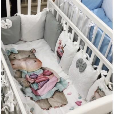 Комплект в кроватку Глория